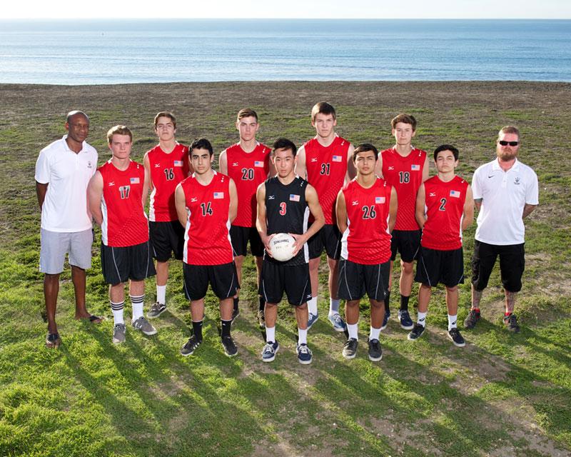 PVHS Volleyball JV Team | 2016