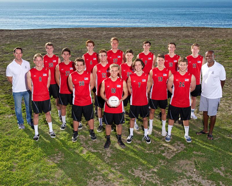 PVHS Volleyball Varsity Team | 2016